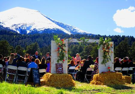 Colorado Mountain View Weddings ~ Rent our Ranch for Your Special Day!
