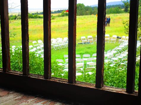 Rent our Ranch for Your Wedding!