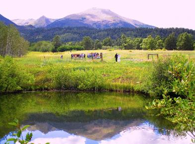 Mountain View Wedding - Westcliffe Colorado