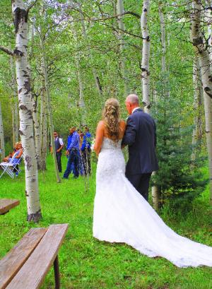 Aspen Grove Weddings at the Historic Pines Ranch