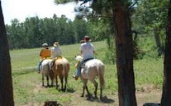 Fun Family Reunion Activities at the Historic Pines Ranch