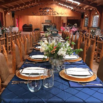 Beautiful, Rustic Receptions at the Historic Pines Ranch