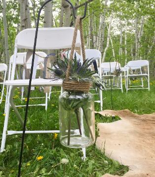 Rustic DIY Weddings at the Historic Pines Ranch