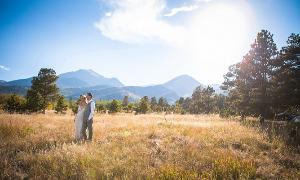 A Stunning Colorado Mountain Wedding Destination!