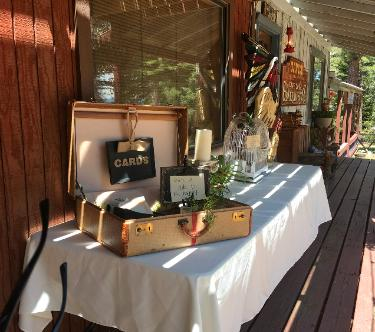 Rustic Wedding Options at The Historic Pines Ranch