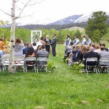 A Rustic Colorado Wedding Venue ~ The Historic Pines Ranch