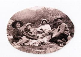 1890's High Mountain Picnic! The Historic Pines Ranch