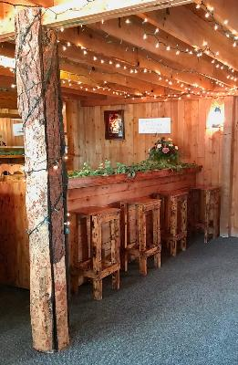 The Rustic Sun Dance Saloon is Perfect for Weddings!